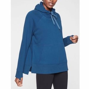 Athleta Cozy Karma Longer Hoodie
